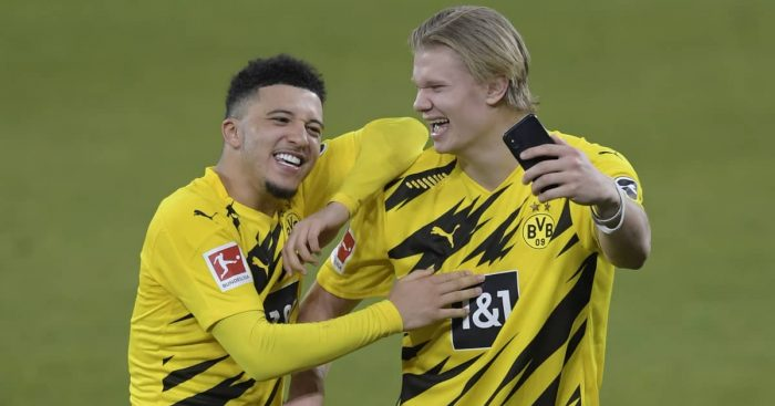 Sancho.Haaland.Dortmund.TEAMtalk
