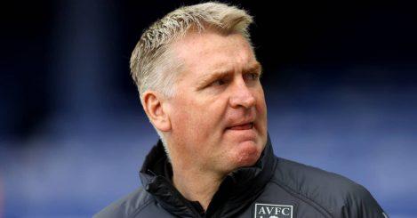Dean Smith, Aston Villa manager