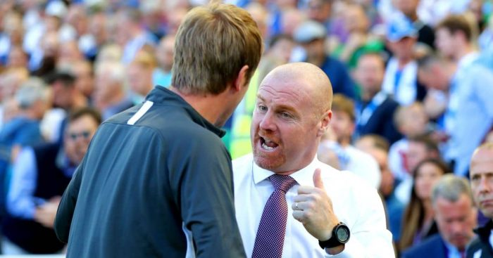Graham Potter, Sean Dyche