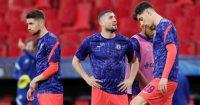 Jorginho; Mateo Kovacic; Kai Havertz TEAMtalk