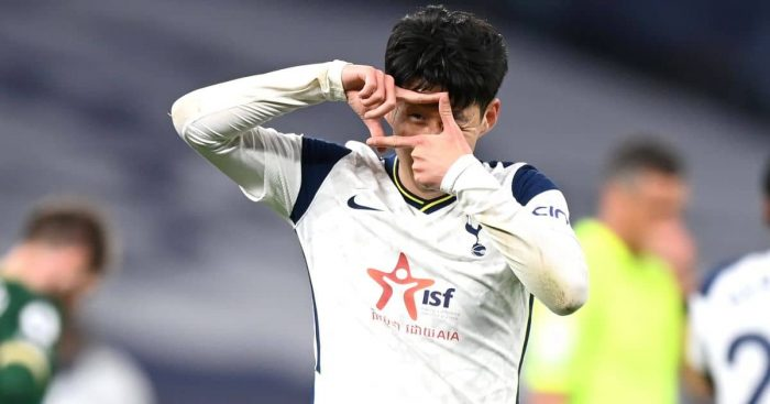 Son Heung-Min TEAMtalk