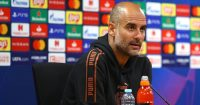 Pep Guardiola, Champions League press