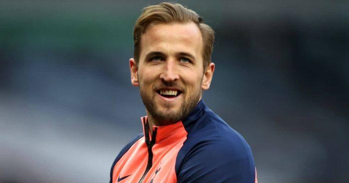 Harry Kane Tottenham tracksuit