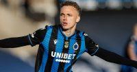 Noa Lang, Club Brugge winger