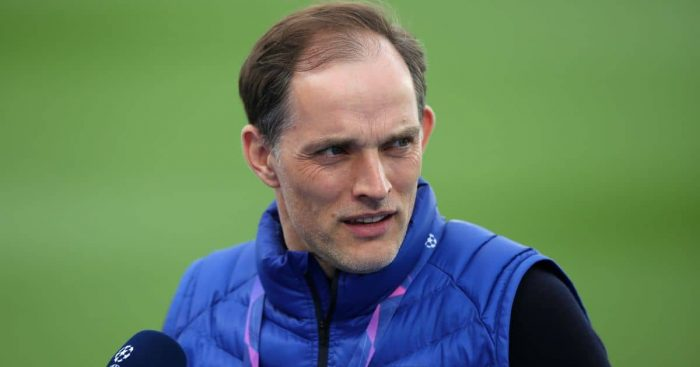 Thomas Tuchel Chelsea, UCL press interview