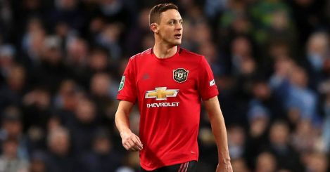 Nemanja Matic Man Utd January 2020
