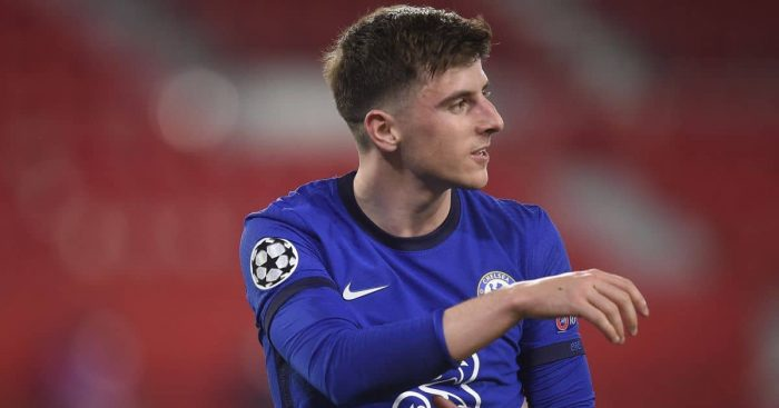 Mason Mount, Chelsea in Champions League
