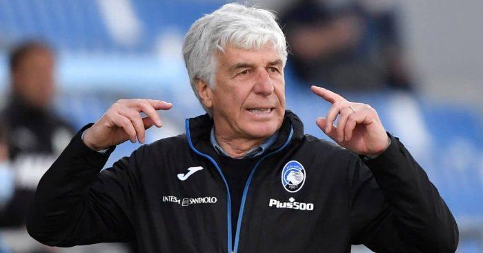Gian-Piero Gasperini, Atalanta coach