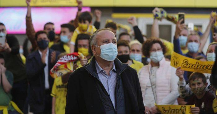 Fernando Roig Villarreal president