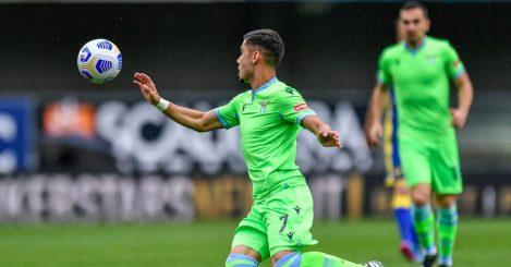 Andreas Pereira Lazio, Man Utd loanee April 2021