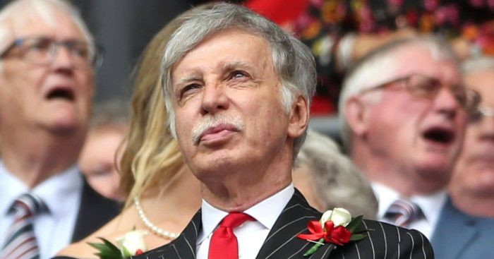 Stan Kroenke, Arsenal owner