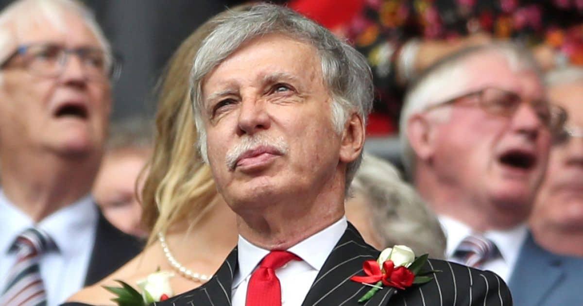 Stan Kroenke, Arsenal owner