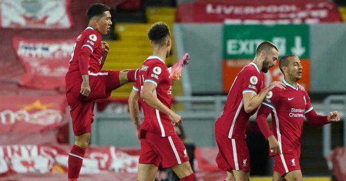 Thiago Liverpool TEAMtalk