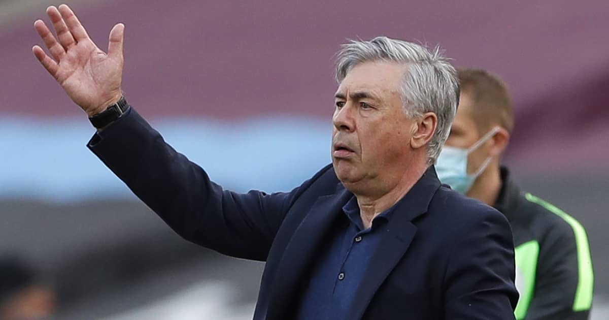 Carlo Ancelotti lauds return of key qualities Everton are 'dead' without - team talk