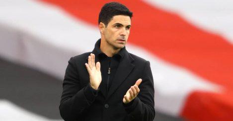 Mikel Arteta applause, Arsenal