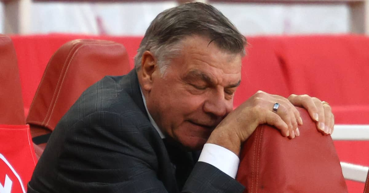 Allardyce reveals the 'real problem' behind ill-fated West Brom campaign - team talk