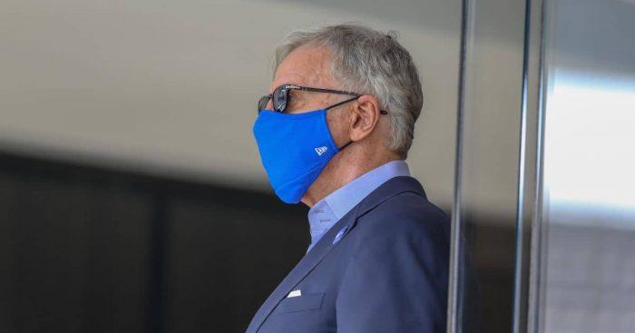 Stan Kroenke Arsenal owner October 2020