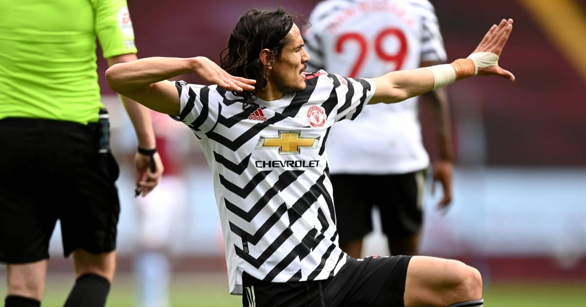 Cavani names two reasons for staying at Man Utd after penning new deal