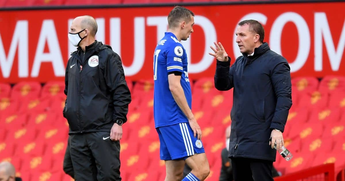 Rodgers names reason why Man United scalp so vital for Leicester - team talk