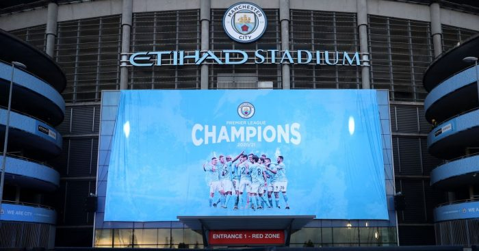 Etihad Stadium TEAMtalk