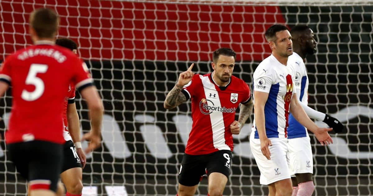 Ings returns with a bang as Southampton hit back to cruise past Palace