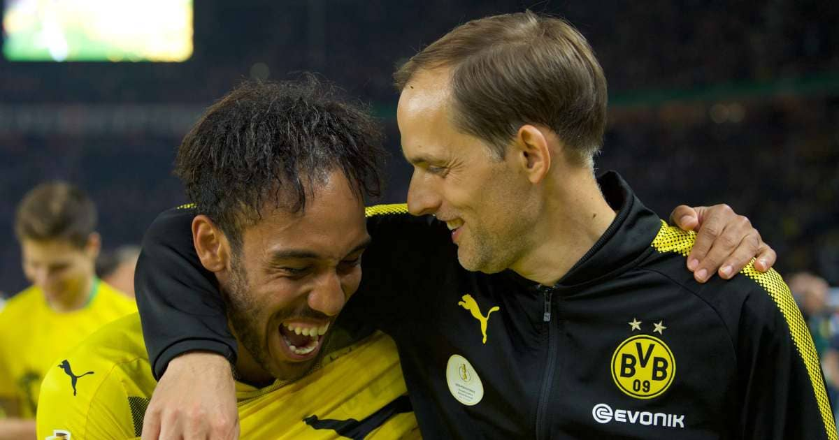Tuchel makes 'unbelievable' Aubameyang claim ahead of reunion - team talk