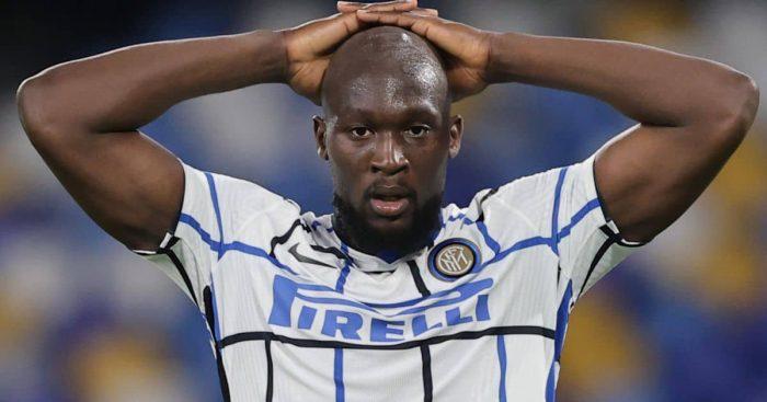 Romelu Lukaku, Inter Milan frustration