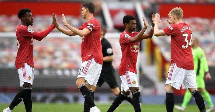 Manchester United TEAMtalk