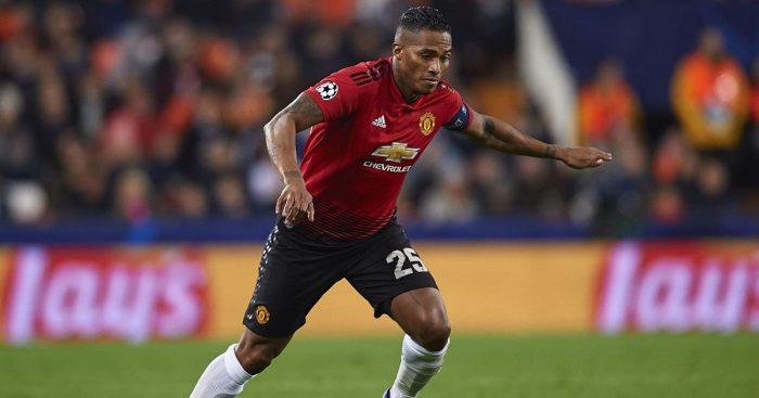 Antonio Valencia Man Utd