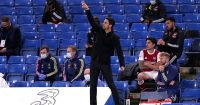 Mikel Arteta Chelsea v Arsenal May 2021
