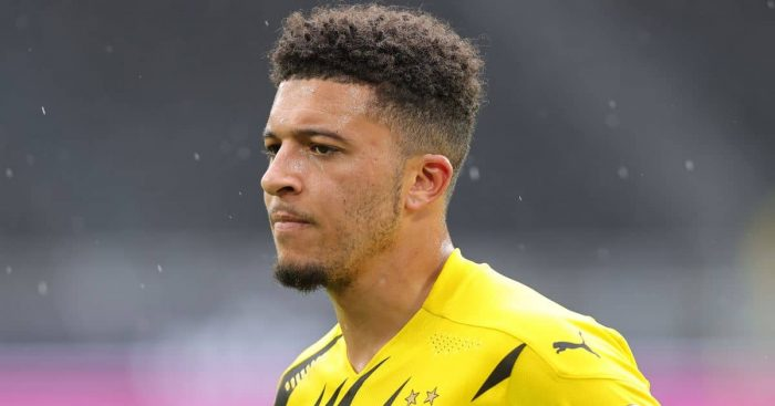 Jadon Sancho, Borussia Dortmund winger
