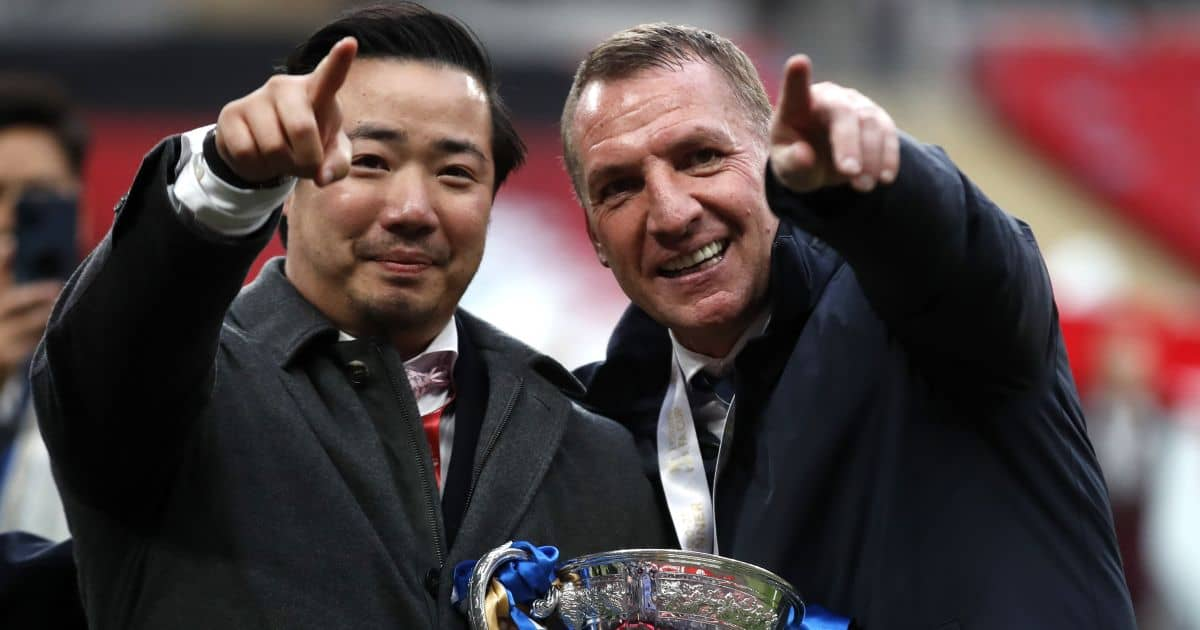 Dublin names Rodgers trait meaning Leicester FA Cup glory just the start