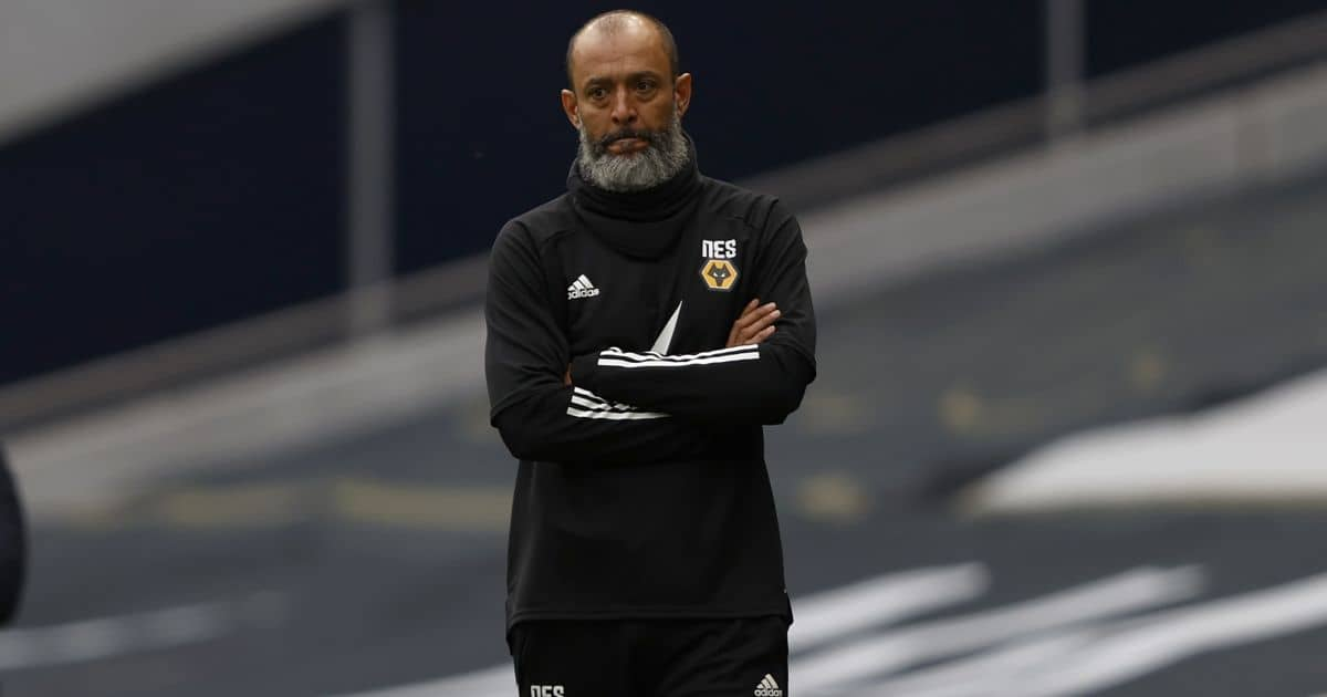 Nuno makes Wolves demand in frank admission of Tottenham woes