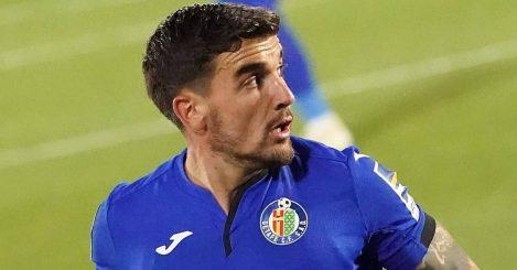 Mauro Arambarri, Getafe midfielder