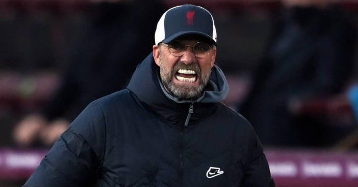 Jurgen Klopp, Liverpool manager