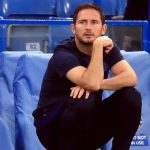 Frank Lampard Chelsea January 2021