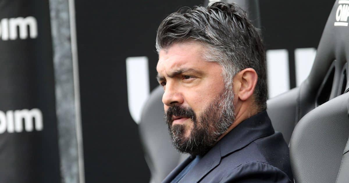 Gennaro Gattuso, Napoli coach