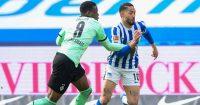 Matheus Cunha Hertha Berlin v Borussia Monchengladbach April 2021