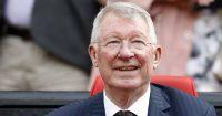 Sir Alex Ferguson Manchester United legend