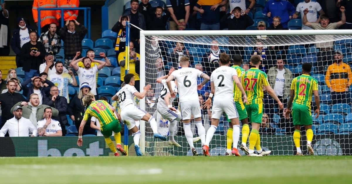 Rodrigo Leeds v West Brom May 2021