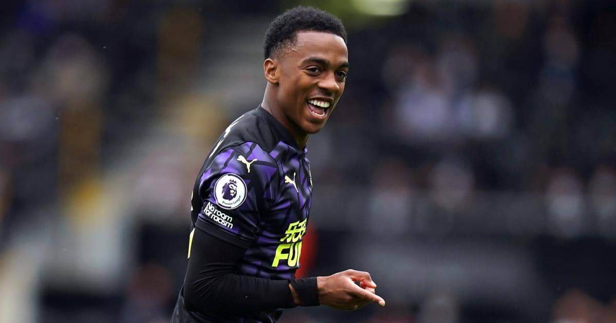 Bruce ups ante with strongest Arsenal demand yet over Joe Willock deal