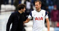 Ryan Mason, Harry Kane Leicester v Tottenham May 2021