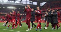 Jordan Henderson Liverpool v Crystal Palace May 2021