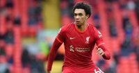 Trent Alexander-Arnold Liverpool v Crystal Palace May 2021