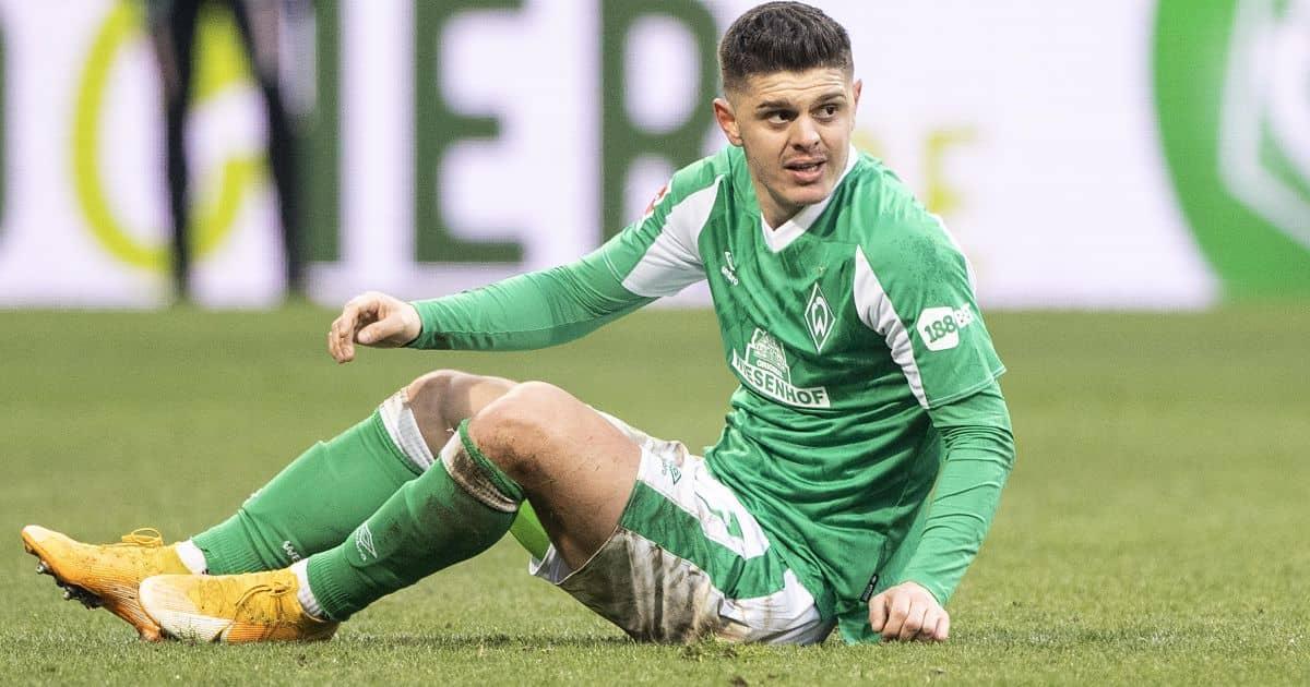 Milot Rashica, Werder Bremen star
