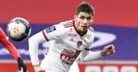 Romain Perraud, Stade Brest left-back