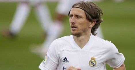 Luka Modric Real Madrid head shot TEAMtalk