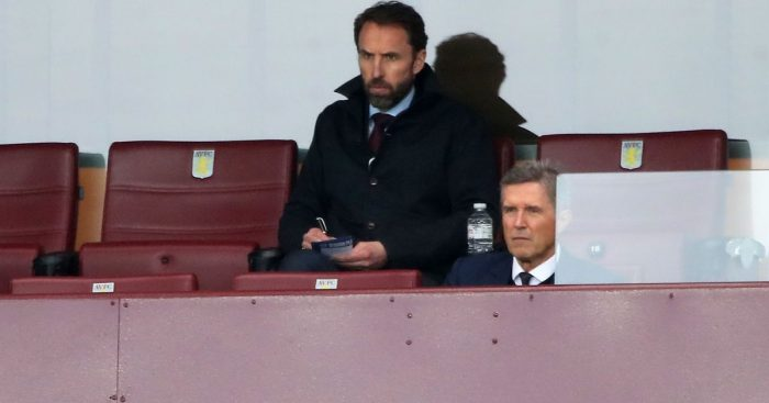 Gareth-Southgate Villa Park England TEAMtalk