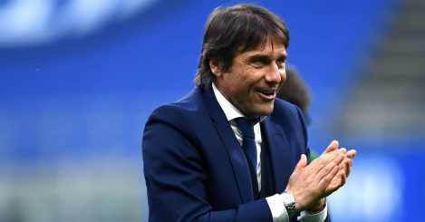 Antonio Conte, Inter clapping