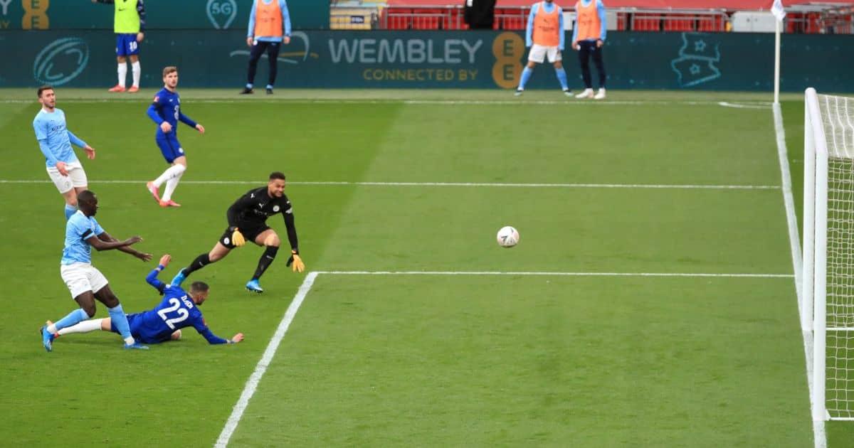 Hakim Ziyech goal, Man City v Chelsea FA Cup semi-final, TEAMtalk